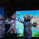 Bali jadi tuan rumah Hari Habitat Dunia 2015 yang mengusung tema 'Public Space for all' - foto: Koranjuri.com