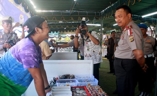 Harga Bacan Ratusan Juta, Kapolda Bali: Hah, Berapa Tahun Gaji Saya?