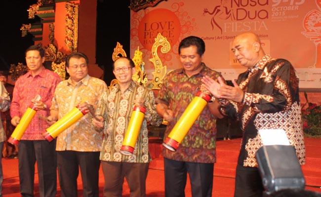 Rp 400 Milyar Disiapkan Untuk Danai Festival Lokal di Bali