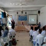 Ratusan siswa dari 15 sekolah di Kabupaten Rote Ndao, Nusa Tenggara Timur mengikuti pelatihan Satgas Antinarkoba - foto: Izak Doris Faot