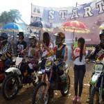 Kejuaraan Daerah Grasstrack Nusa Lontar Cup  - foto: Isak Doris Faot