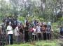 Pewarta Purworejo Lakukan Aksi Tanam Pohon