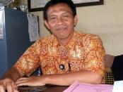 Kabid Irigasi Dinas SDA dan ESDM Purworejo, Joko Wagiono, ST - foto: Sujono