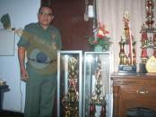Kepala SMA Negeri 2 Tabanan, I Wayan Samba - Foto: Koranjuri.com