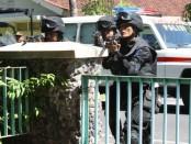 Simulasi penanggulangan teror (Gultor) - foto: Koranjuri.com