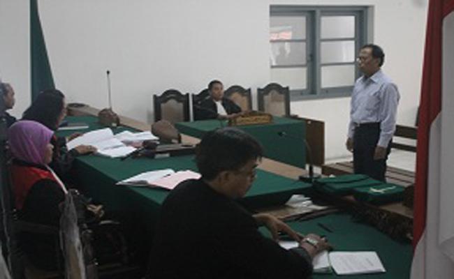Terlibat Pelecehan Seksual, Mantan Kepala DJP II Jateng Divonis 4 Bulan