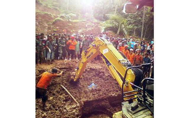 Pasca Longsor Status Purworejo Dinyatakan Gawat Darurat Bencana