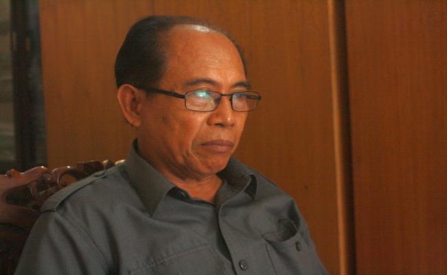 I Wayan Sutarjana - foto: Wahyu Siswadi/Koranjuri.com