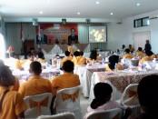suasana Muscab Partai Hanura di hotel Sanjaya Inn Purworejo, Sabtu (19/3/16) - foto: Sujono/Koranjuri.com