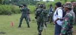 Prajurit TNI Dari Kodim 1627 Rote Ndao Asah Kemampuan Menembak