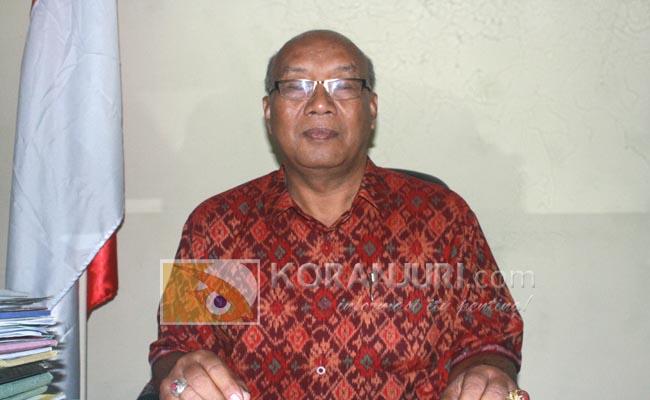 Kepala SMK Negeri 2 Bangli, I Gede Aster - foto: Koranjuri.com