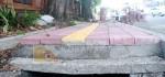 Hampir Lolos, Plat Beton Retak di Proyek Pemeliharaan Jalan Teuku Umar Denpasar Akhirnya Diganti Baru