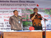 Launching portal promosi desa wisata Pucungrejo Yogyakarta - foto: Lanjar Artama/Koranjuri.com
