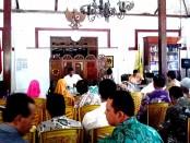 Suasana sosialisasi hasil Munaslub oleh DPD Partai Golkar Kabupaten Purworejo, Sabtu, 21 Mei 2016 - Foto: Sujono/Koranjuri.com