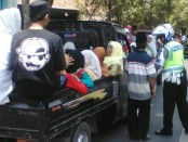 Operasi Patuh Candi 2016 Polres Kebumen - foto: Sujono/Koranjuri.com