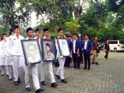 Peringatan Tragedi Trisakti 12 Mei 1998 di Kampus Universitas Trisakti - foto: Linesindonesia.com