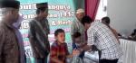 Jelang Ramadan Ratusan Anak Yatim Mendapatkan Santunan