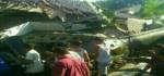 Helikopter Milik TNI AD Jatuh di Kalasan Timpa 2 Rumah Warga