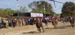 Angkat Tradisi Pacuan Kuda di Rote Melalui Kejuaraan