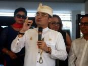 Anggota DPD RI asal Bali, I Gusti Ngurah Arya Wedakarna - foto: Wahyu Siswadi/Koranjuri.com