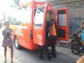 Jasad korban dibawa ke RS Sanglah untuk dilakukan pemeriksaan - foto: istimewa