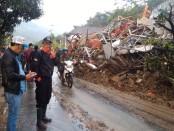 Situasi pasca banjir bandang yang menerjang Garut, Selasa, 20 September 2016, malam - foto: Istimewa