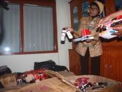 Ribuan pieces produk ilegal yang disita BBPOM Denpasar - foto: Wahyu Siswadi/Koranjuri.com