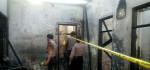 Balita Bermain Korek Api, Satu Rumah Terbakar