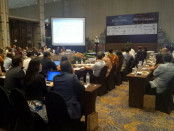Pertemuan '6th Annual LNG Transport, Handling & Storage Forum' di Kuta, Bali - foto: Istimewa