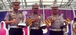 Satlantas Polres Kebumen Terima Penghargaan dari Korlantas Mabes Polri