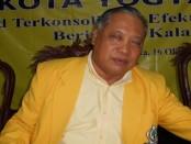 Augusnur kembali memimpin DPD Partai Golkar Kota Yogyakarta periode 2016-2019 - foto: Lanjar Artama/Koranjuri.com
