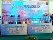 Suasana pengundian hadiah Bank Purworejo - foto: Sujono/Koranjuri.com