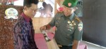 Korem 163/WSA Gelar Silaturahmi Bersama Wartawan di Bali