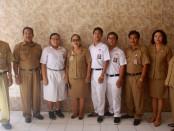 Tiga atlit dari SMA Negeri 7 Denpasar wakili Bali di ajang PON XIX, Bandung, Jawa Barat - foto: Koranjuri.com