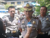 Kasatlantas Polresta Denpasar, Kompol Heri Supriawan - foto: Wahyu Siswadi/Koranjuri.com