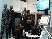 Pameran teknologi Kepolisian di sela pelaksanaan Sidang Umum Ke-85 Interpol di Nusa Dua Bali - foto: Suyanto