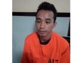 Pelaku pemerkosa gadis di sebuah laundry yang berada di wilayah Sunset Road, Kuta, ditangkap Polsek Kuta setelah dilaporkan korbannya - foto: Istimewa
