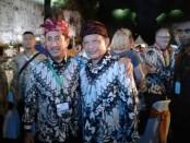 Kapolri Jendral Tito Karnavian saat menjamu delegasi sidang di Garuda Wisnu Kencana (GWK), Rabu, 9 November 2016 - foto: Suyanto