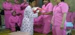 Bayi Teguh Kembali Dikunjungi Ibu Bhayangkari