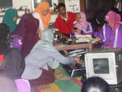 Kelompok Wanita Tani Rahayu Widodo di Kecamatan Wuryantoro, Kabupaten Wonogiri  - foto: Koranjuri.com
