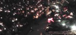 Ribuan Jemaat Padati Ibadah Malam Natal di Gereja Maranatha Denpasar