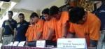 6 Pencuri Spesialis Rumah Kosong Dibekuk Polresta Denpasar