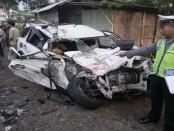 Banyaknya kecelakaan lalulintas, karena faktor kelalaian manusia - foto: Sujono/Koranjuri.com