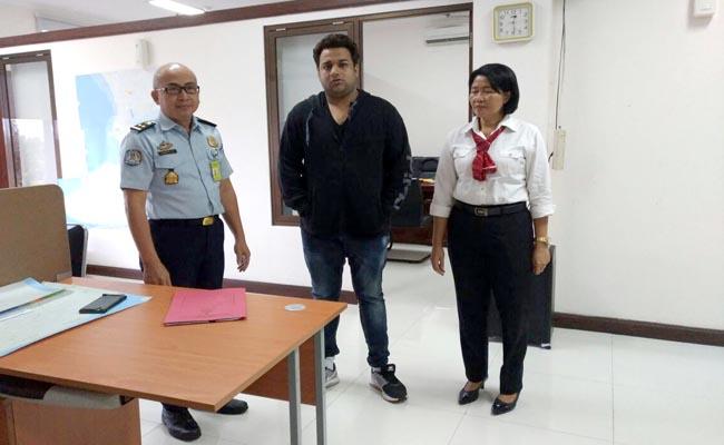 Buronan Interpol Asal India Tertangkap di Bali