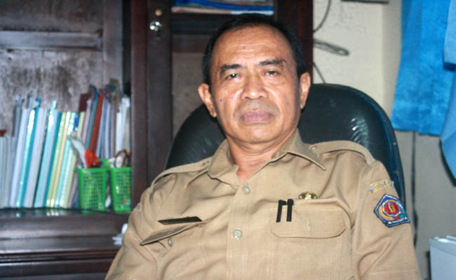 Drs. I Putu Jaya - foto: Koranjuri.com