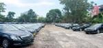 Ratusan Mobil Mewah Rombongan Raja Salman Sudah Tiba di Bali