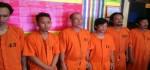 6 Tersangka Narkoba Kembali Ditangkap, Satu Residivis Kasus Pil Koplo