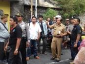Aksi damai yang dilakukan oleh Alstar B Aliansi Sopir Transport Bali (Alstar B) dalam rangka menolak angkutan Online di wilayah Bali - foto: Istimewa