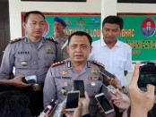 Kapolresta Denpasar, Kombes Pol Hadi Purnomo melaunching Sistem Komunikasi Radio Terpadu atau Integrated Benoa Harbour Radio Communication (IBHRC), Kamis, 23 Maret 2017 - foto: Wahyu Siswadi/Koranjuri.com