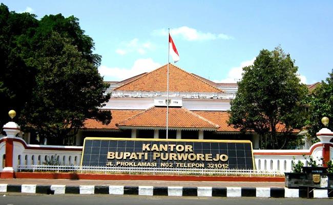 Kantor Bupati Purworejo